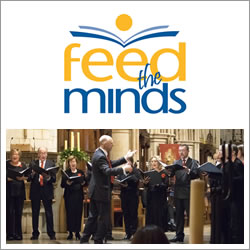 Feed the Minds Christmas Carol Concert