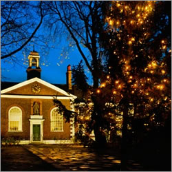 Geffrye Museum Christmas Past Event
