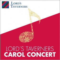 Lord's Taverners Christmas Carol Concert with the Stars