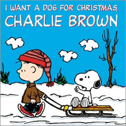 I Want a Dog for Christmas, Charlie Brown (2003)