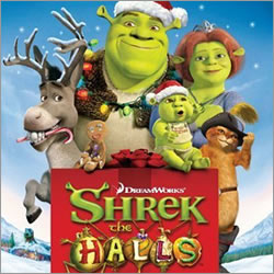 Shrek The Halls (2007)