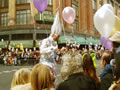 2004: Harrods Christmas Parade (7)