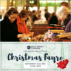 Green and Ethical Christmas Fayre