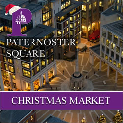 Paternoster Square Christmas Market