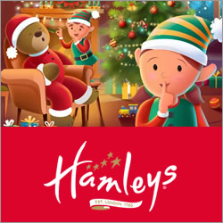 Hamleys: Meet Father Christmas