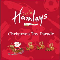 Hamleys: Christmas Toy Parade