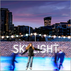 Skylight Ice Rink