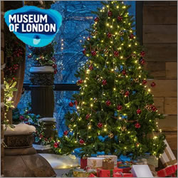 Christmas at the Museum of London Docklands
